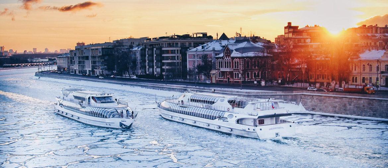 Зима с флотилией «Рэдиссон Ройал»