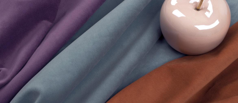 Текстильные коллекции от компании «Аметист»
