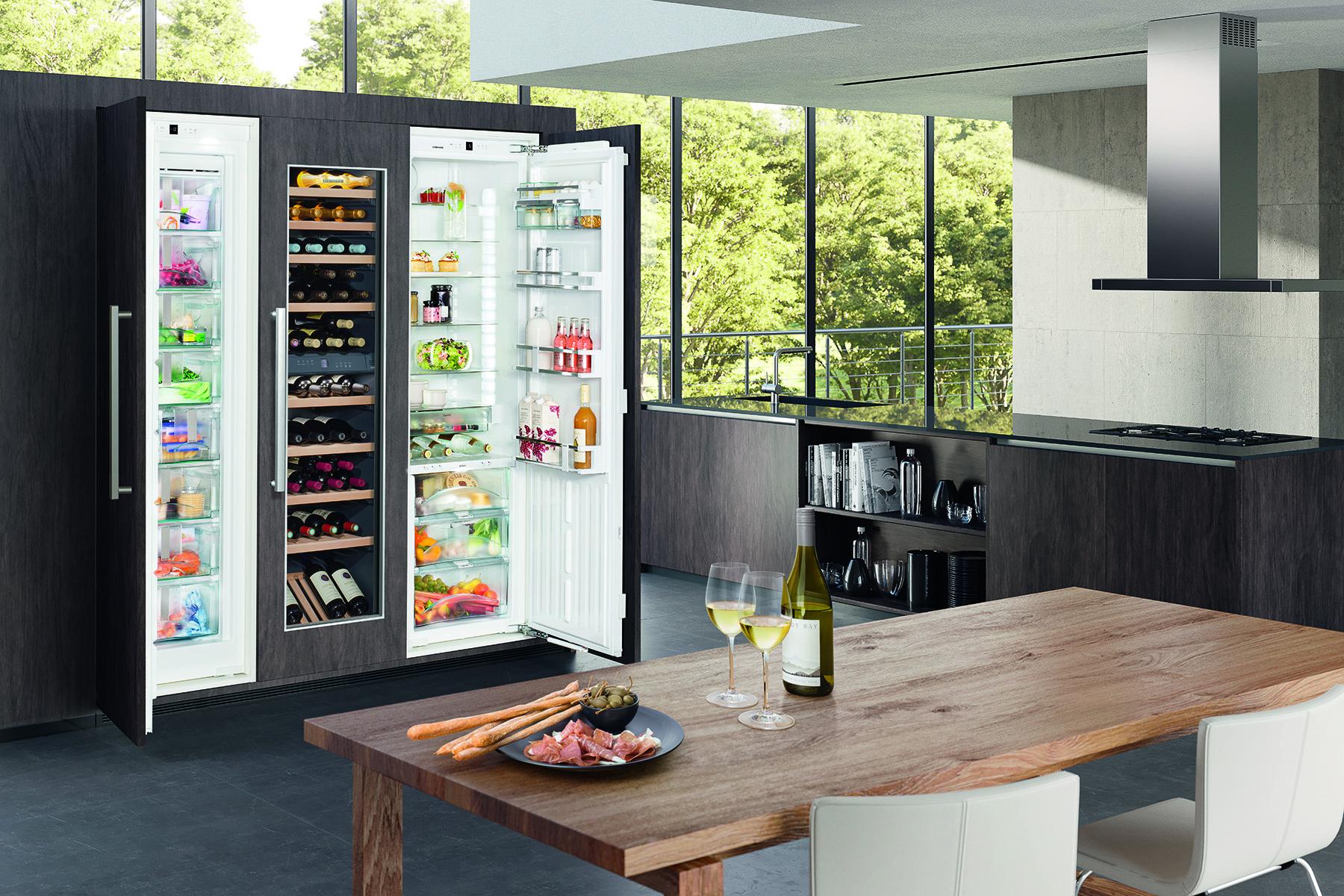 Современная кухня: технологии NEXT