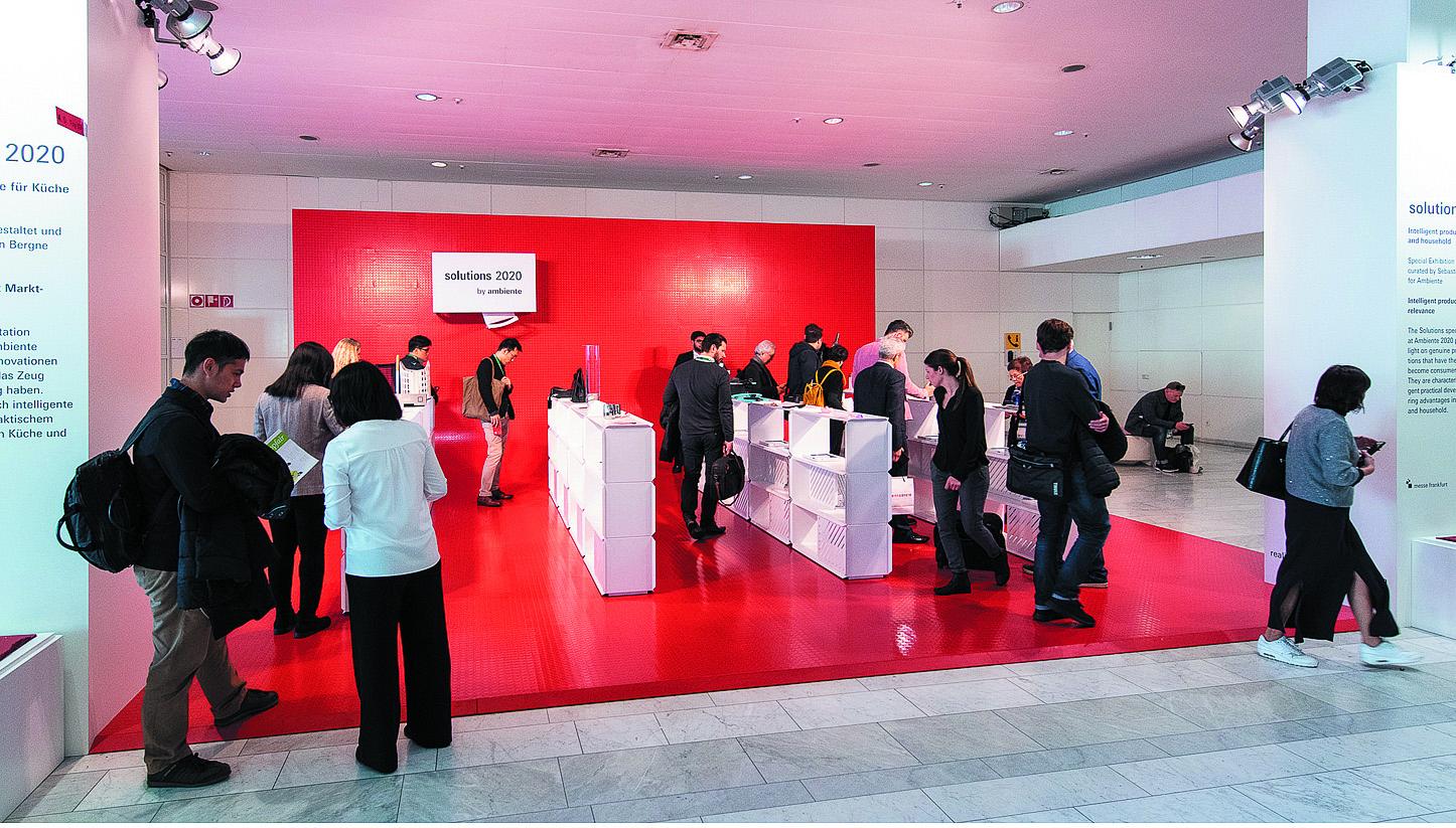 Выставка Ambiente 2020