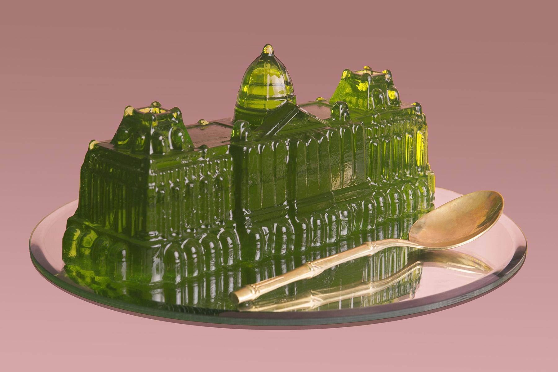 Выставка фуд-дизайна «Serial Eater»
