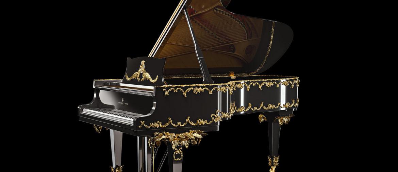 Steinway & Sons: Музыка дома