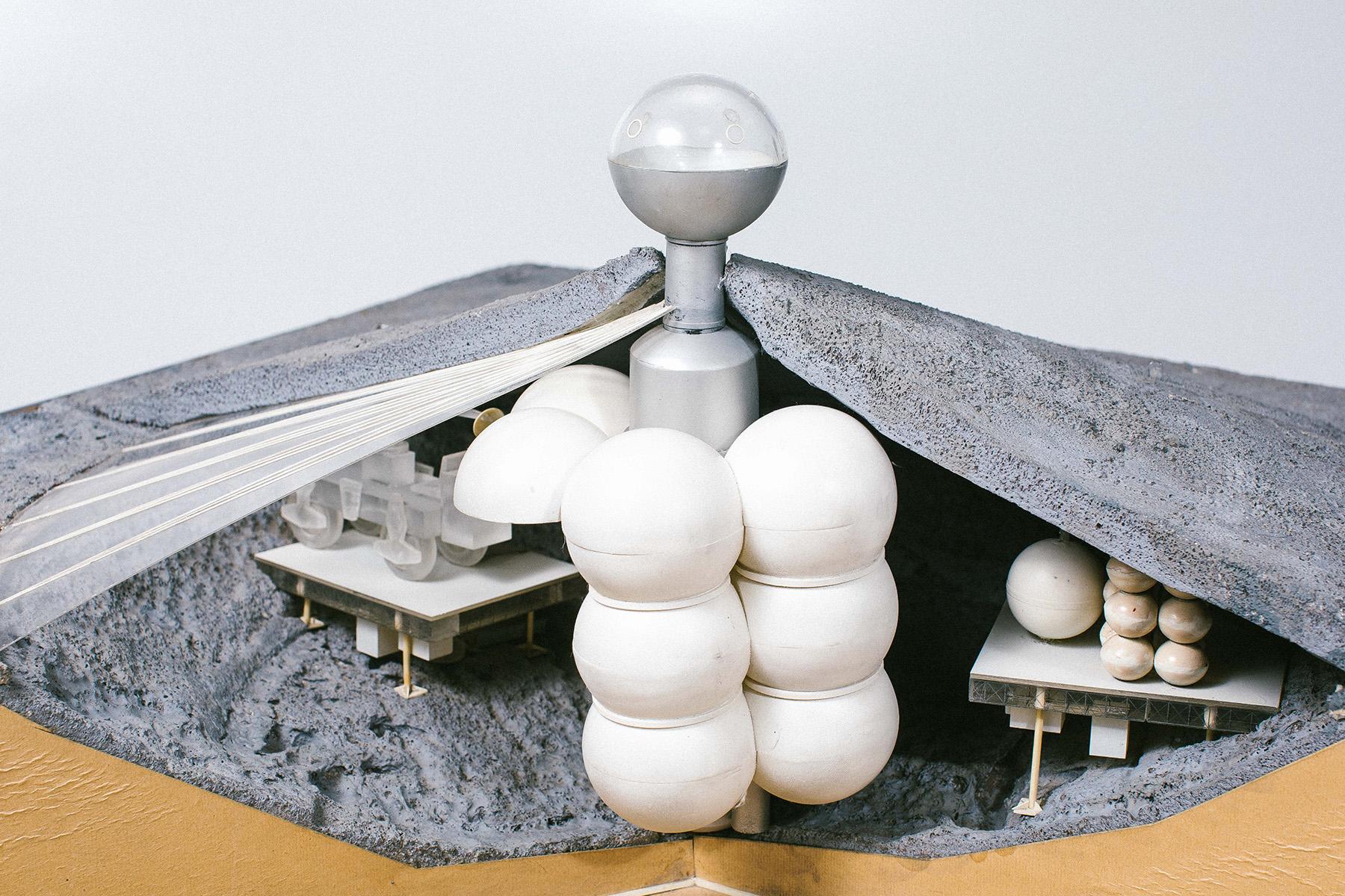 Выставка «Космический дизайн» в Музее космонавтики