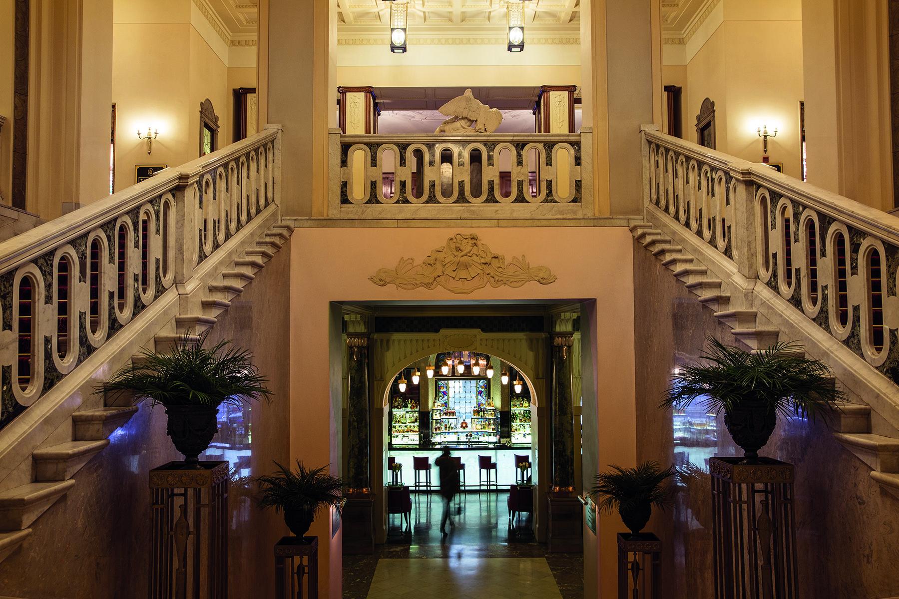 Онлайн  мероприятие в Гранд Отель Европа