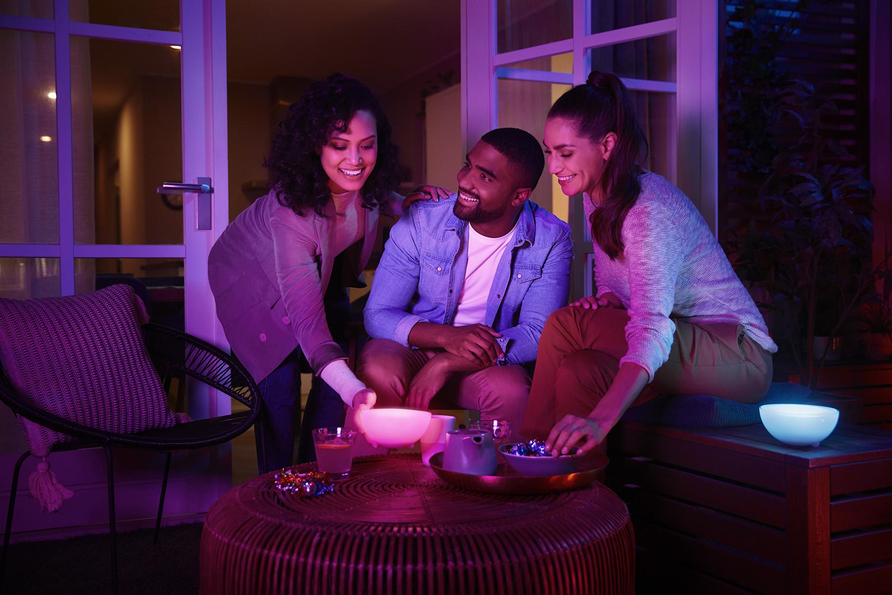 Signify – «умное» освещение для вашего дома