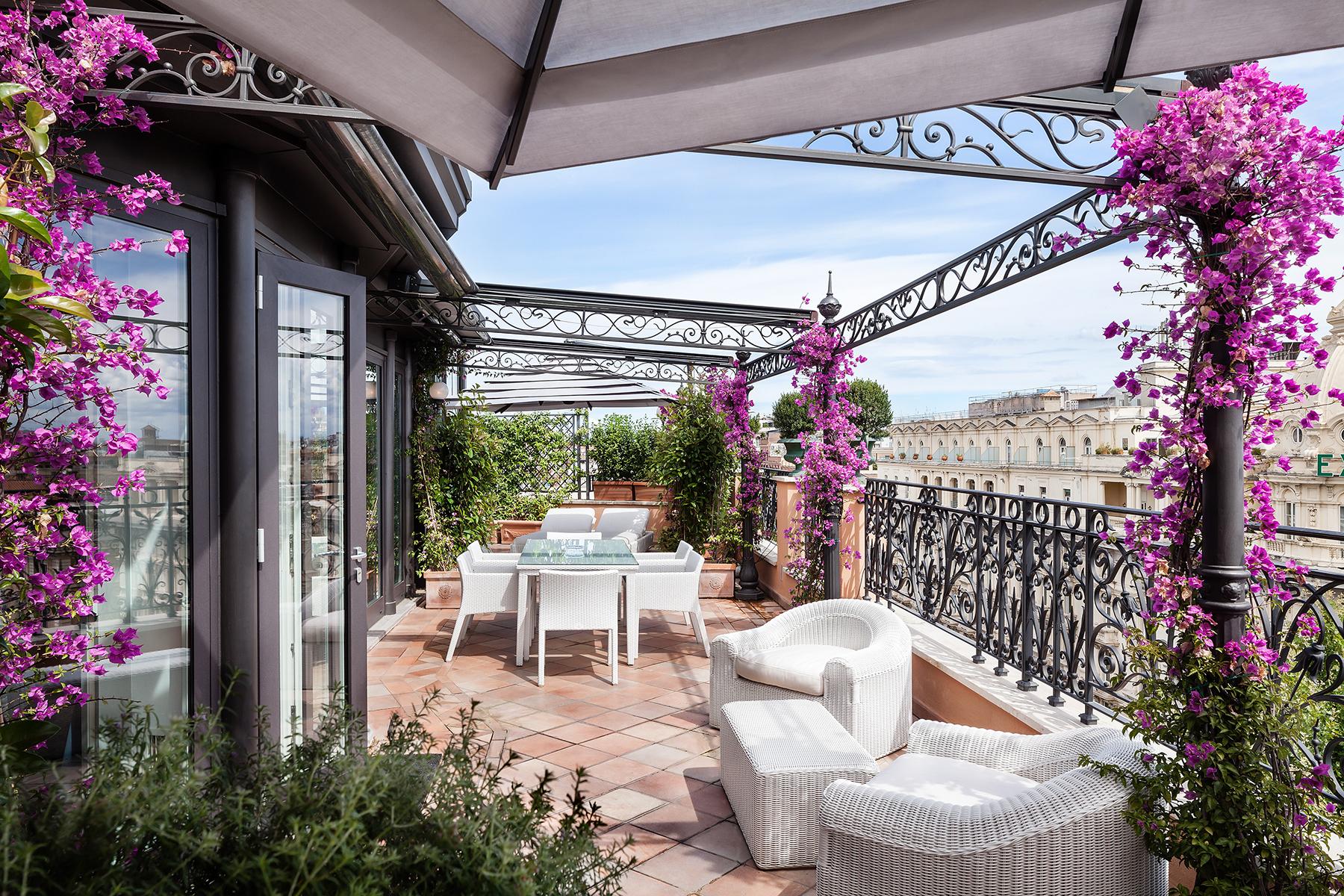 Апартаменты Baglioni Hotels.