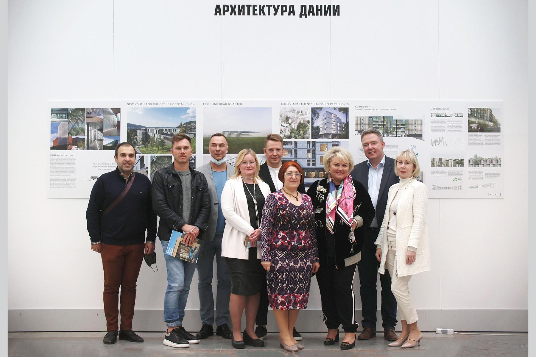 Дни архитектуры и дизайна Дании на выставке АРХ Москва