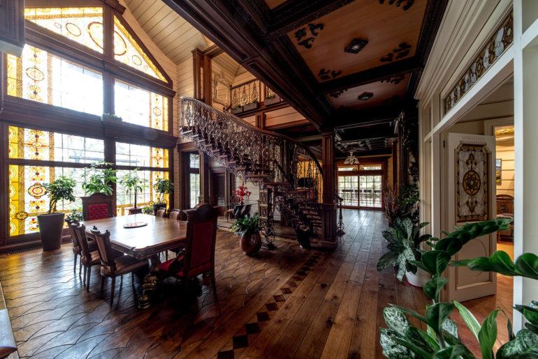 ТД «Доступная роскошь»: тенденции в дизайне загородных домов