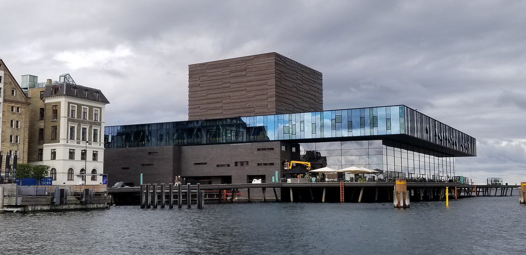 Дни архитектуры и дизайна Дании в Москве