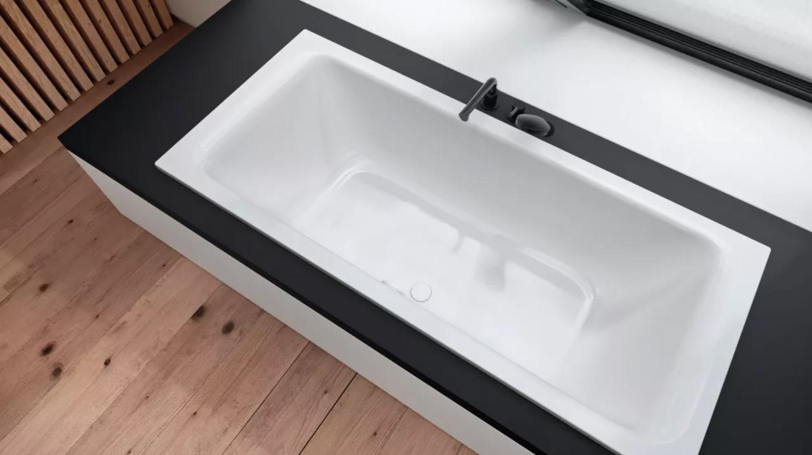 Bette Select Duo – новая модель ванны от Bette
