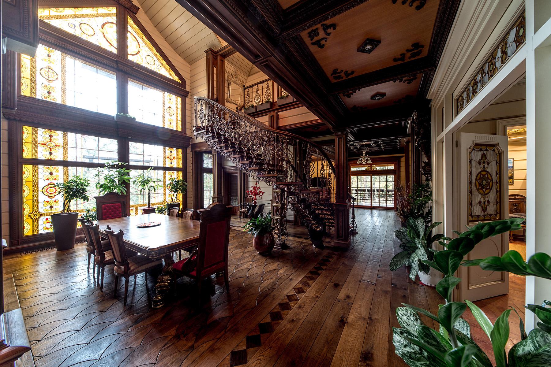 Мой дом – моя крепость. Дизайнерские решения для удобства, красоты и безопасности