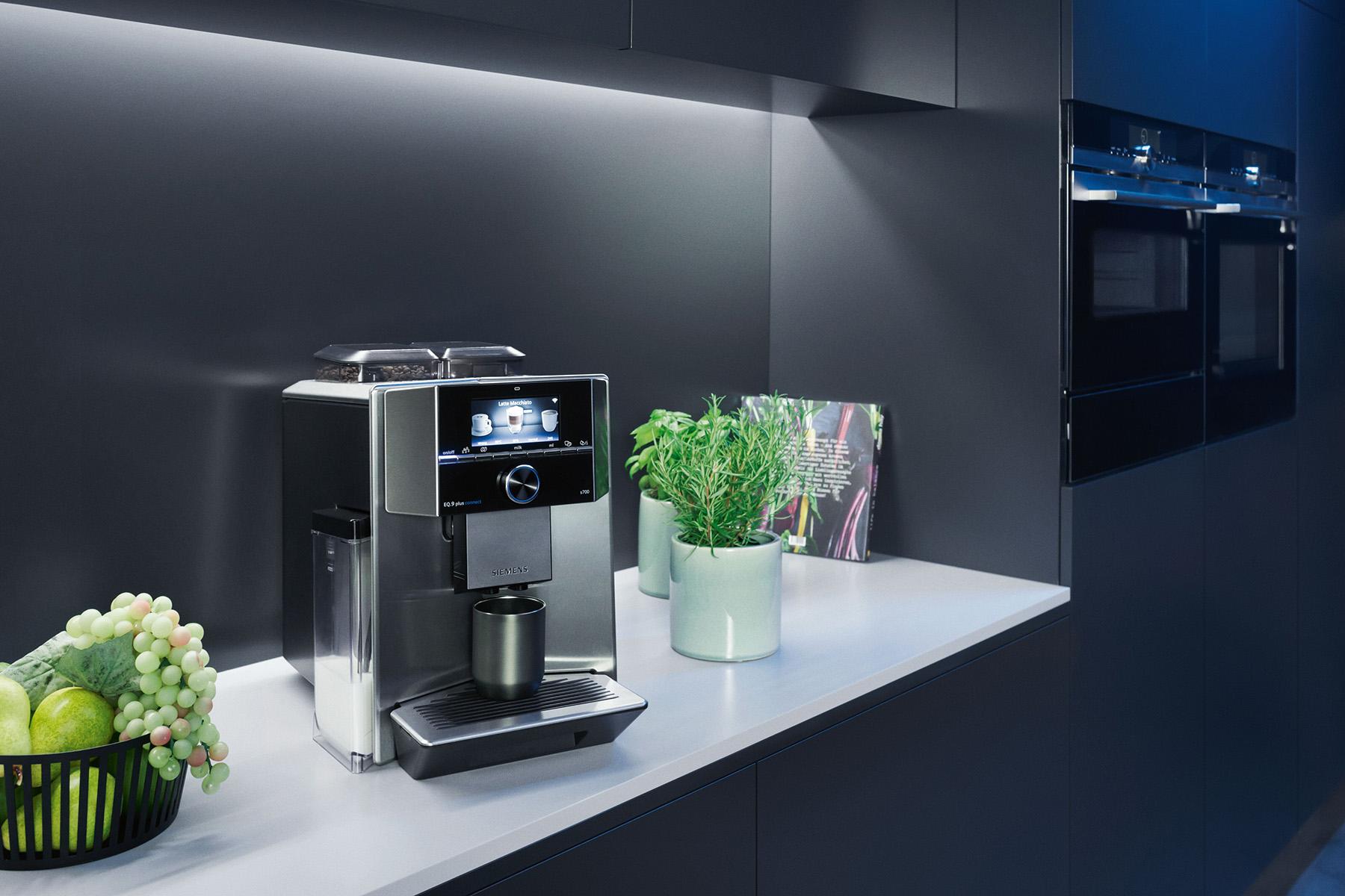 Автоматические кофемашины Siemens