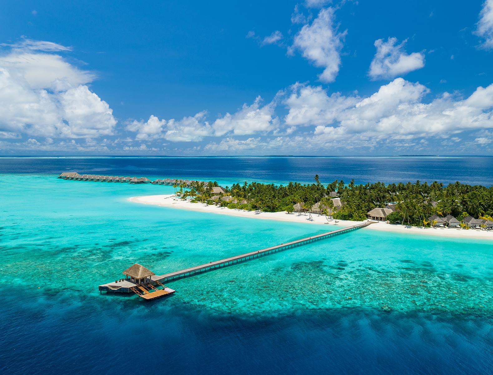 Новый год и Рождество на курорте Baglioni Resort Maldives