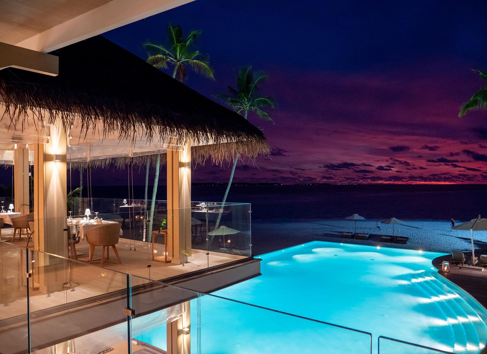 Baglioni Resort Maldives предлагает новое меню для гурманов
