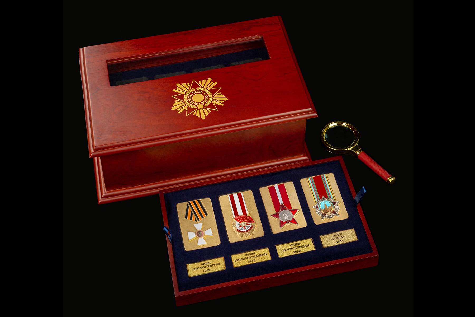 Идеи подарков к 23 февраля от Императорского монетного двора