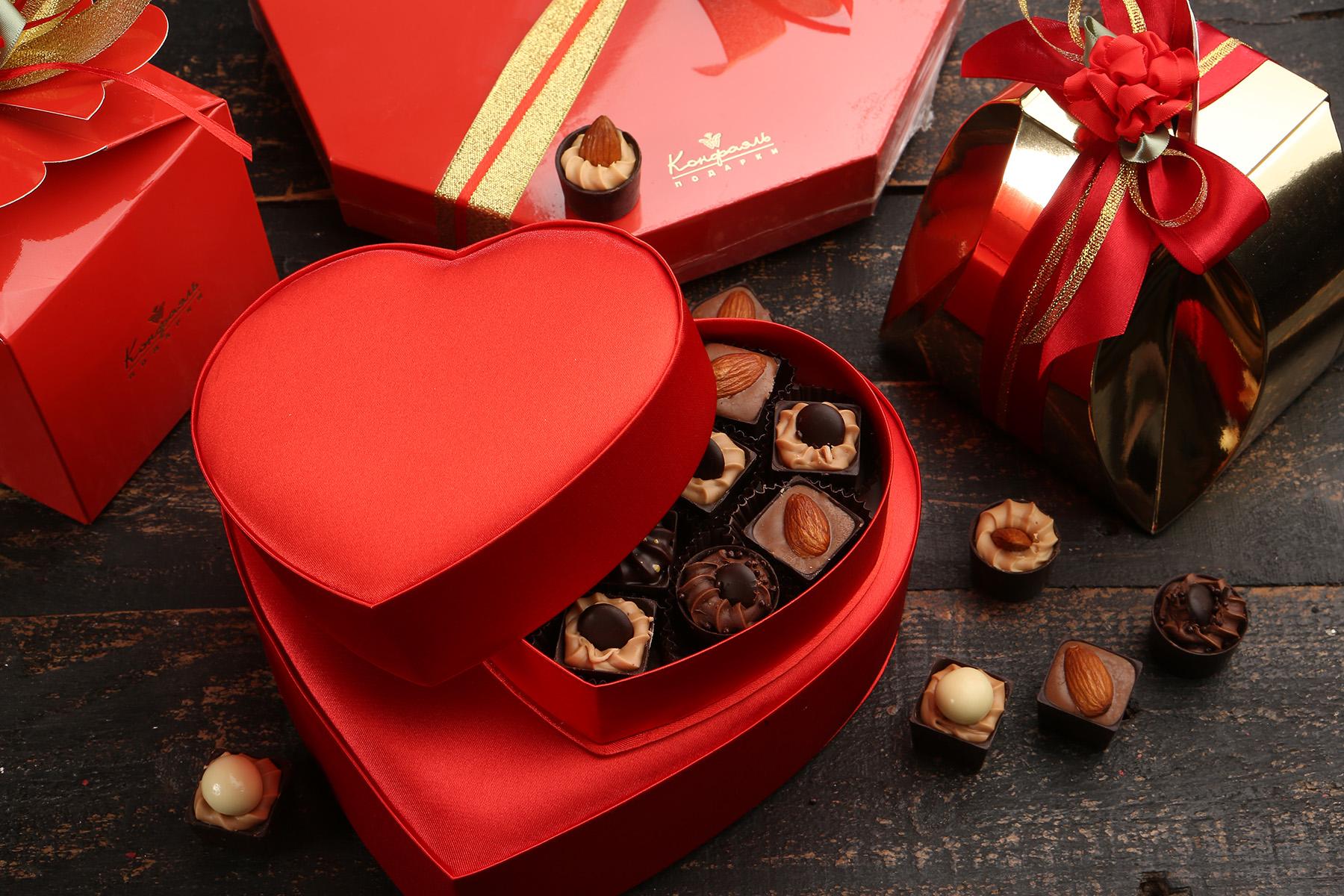 Настроение праздника с шоколадом «Конфаэль»