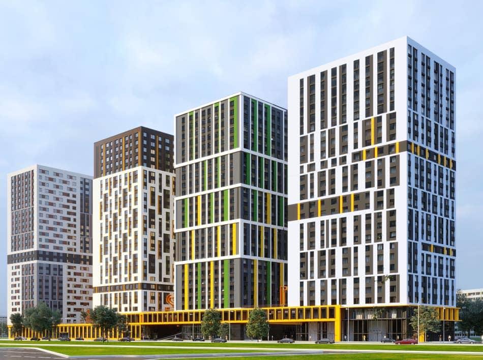 Рейтинг жилых комплексов с лучшей концепцией проекта