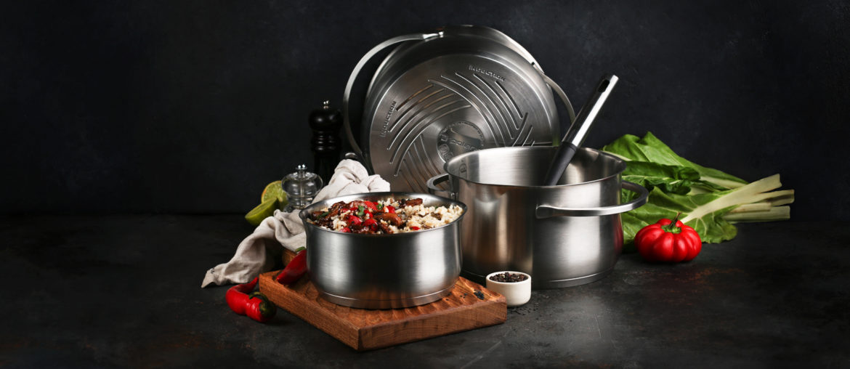 Новая коллекция посуды Solid от Polaris, стойкая к перепадам температуры