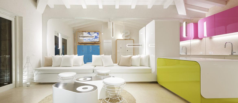 Апартаменты на острове Сардиния от архитектора Симоне Микели
