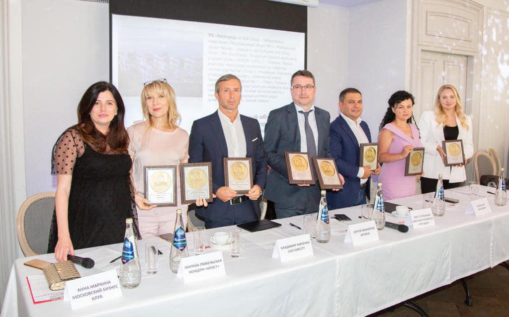 Премия «Рекорды Рынка Недвижимости 2021»: лучшие проекты для жизни и инвестиций