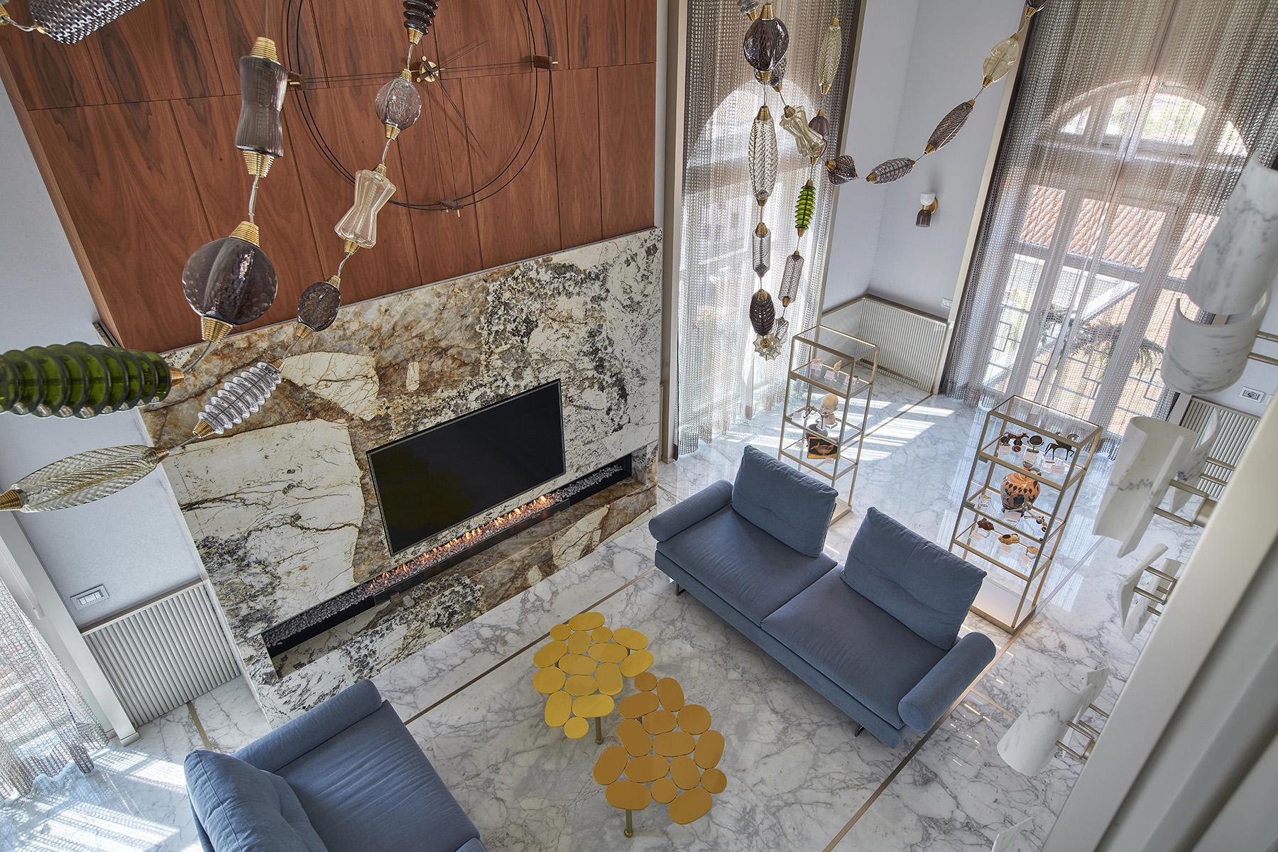 Дом в Падуе от Studio Marco Piva