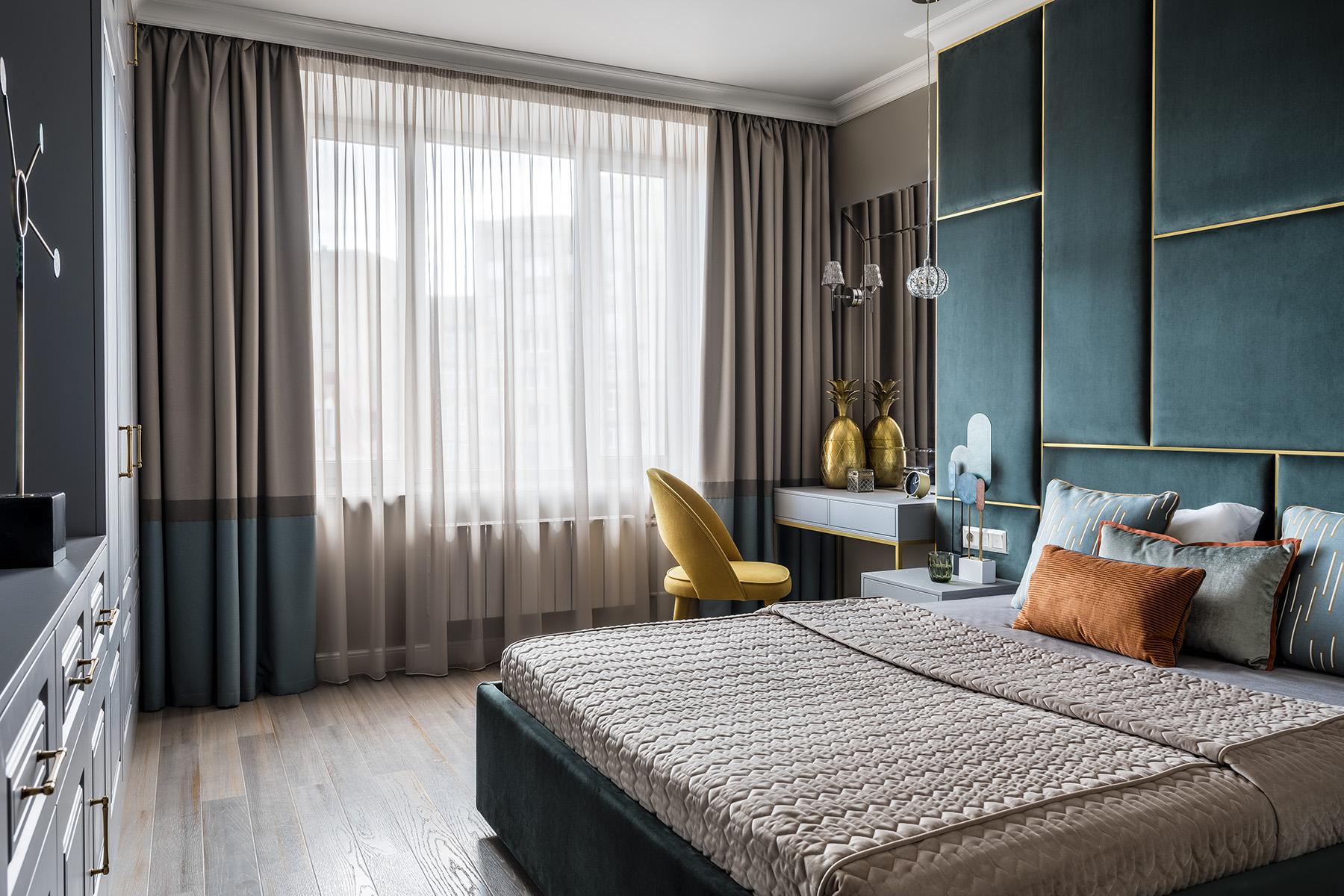 Квартира на Старом Арбате от дизайнера Светланы Карповой