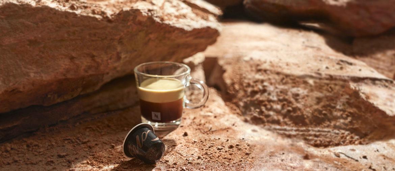 KAHAWA ya CONGO – новый бленд кофе от Nespresso