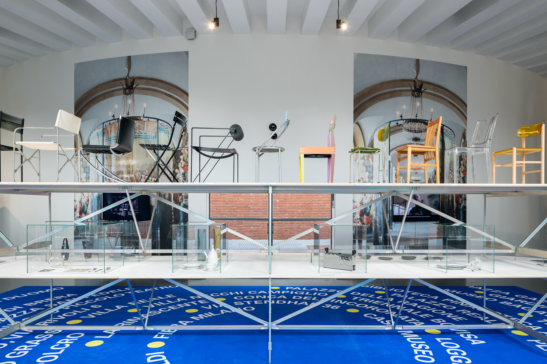 "Salone del Mobile.Milano 2021: ""supersalone"" как символ смелости, инноваций и сплоченности"