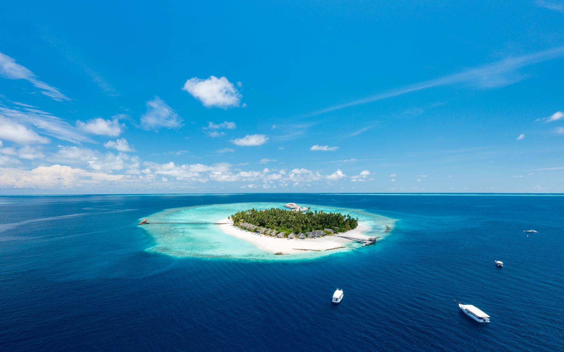 Baglioni Resort Maldives: частичка Италии в райских тропиках