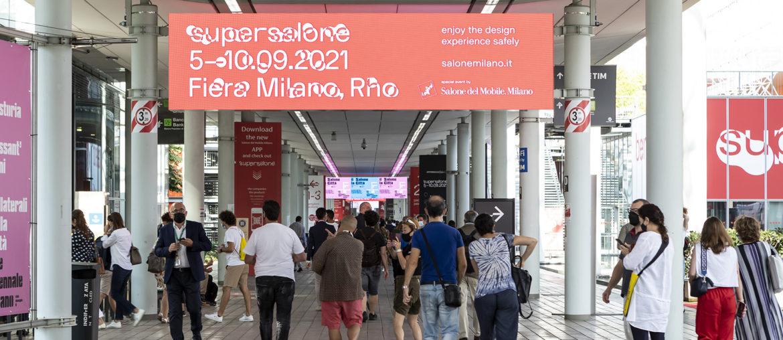 Выставка Salone del Mobile.Milano 2021: мир дизайна в реальном и цифровом пространствах
