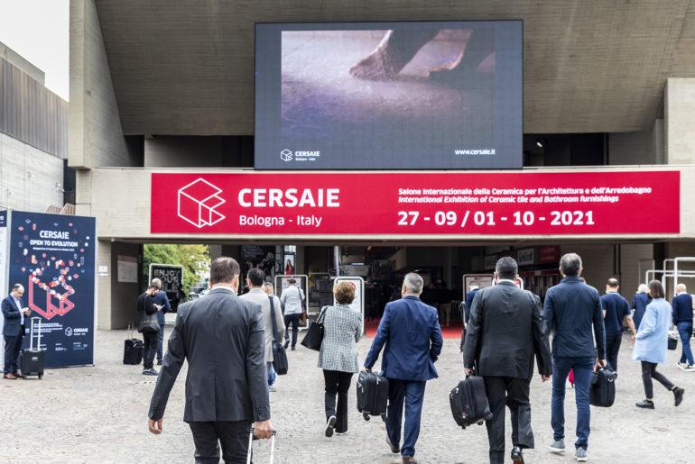 Выставка Cersaie 2021: с максимальной отдачей